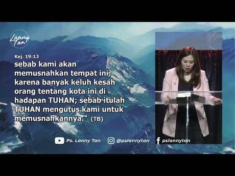 Kebenaran di masa sulit - Kotbah Pdt. Lanny Tan