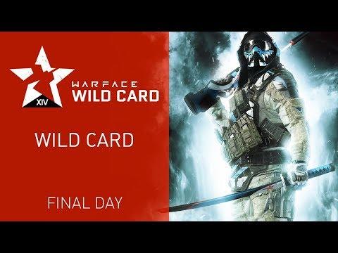 Warface Open Cup Season XIV: WIld Card II. Final Day thumbnail