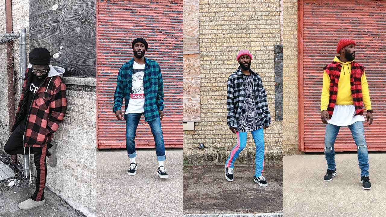 [VIDEO] - 4 Ways To Style Flannel Shirts | Fall Outfit Ideas 2019 Men 7