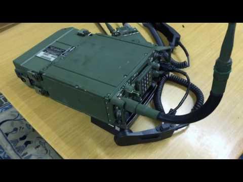 No.1 PRC-119 RT-1439 SINCGARS Military Radio