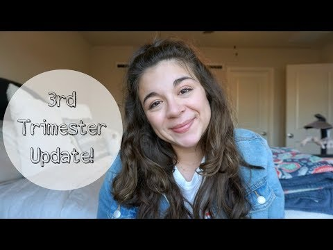 PREGNANCY UPDATE: 3RD TRIMESTER, HIGH BLOOD PRESSURE...GETTING INDUCED?! | MARIAH THRELKELD