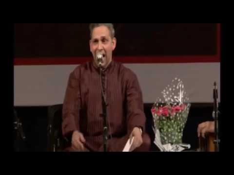 Marathi Bhaktigeet - raag Mishra Maanjkhamaaj - Pt. Anand Bhate (poetry &  music : Dr. Prabha Atre)