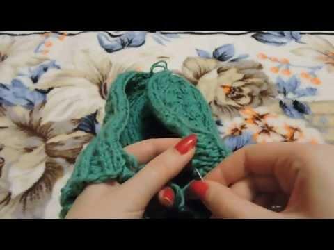 Как сшить шапочку вязаную