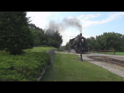 Summer Steam on the Conway Scenic Railroad: Happy 40th Birthday!!!