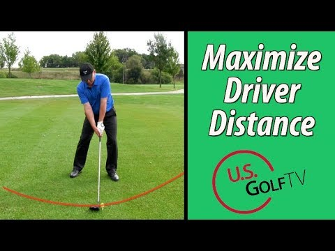 Add More Distance to Your Driver (Fast!)