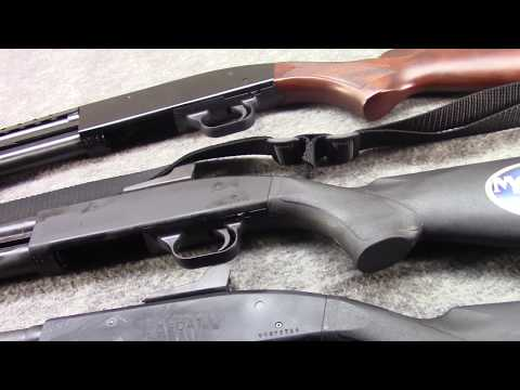 FAQ 500, 590, & 590A1: Mossberg Shotgun Disambiguation (2019)