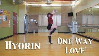 [JBN] Dance Cover: Hyorin (효린) - One Way Love (너 밖에 몰라)