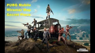 How To Find The Underground Tunnel! | PUBG Mobile | Secret Location Desert Map By Rayhan Tech