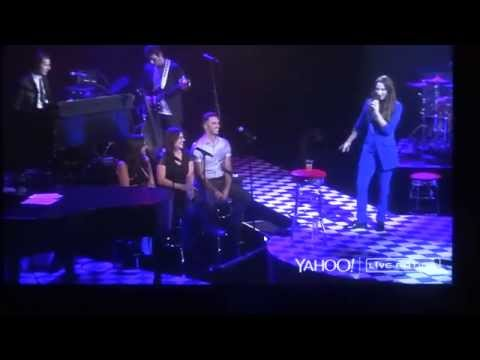 Part 2- Sara Bareilles, What's Inside: Songs from Waitress Album Release Show