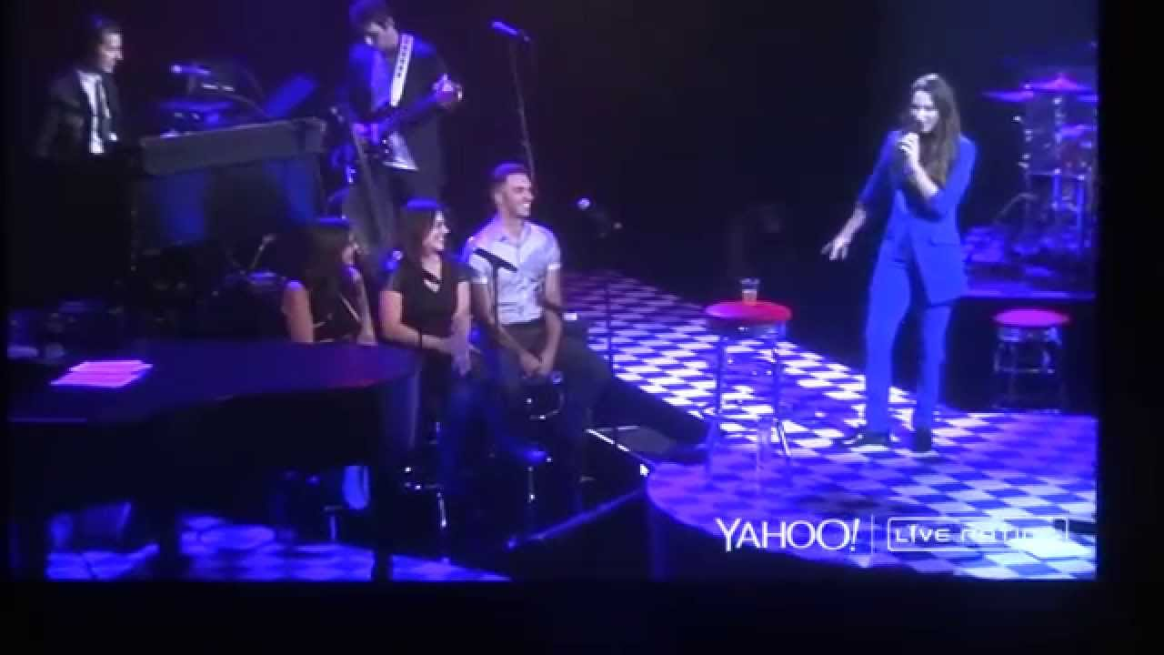 Part 2 Sara Bareilles What S Inside Songs From Waitress Album Release Show Youtube