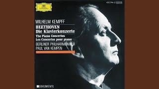 Beethoven: Piano Concerto No.4 in G, Op.58 - 3. Rondo. Vivace - Cadenza: Wilhelm Kempff