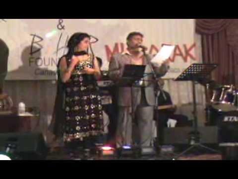 Mehboob Shaikh and Jonita Ghandhi Live - Chura Liya Hai Tumne Jo Dil