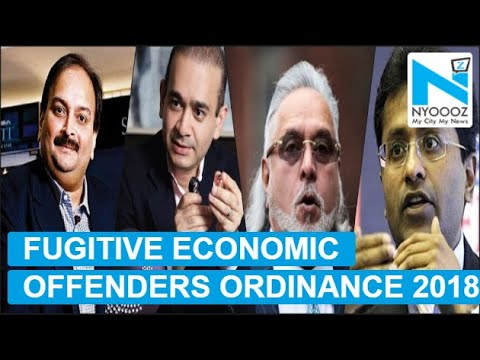 Cabinet Approves Fugitive Economic Offenders Ordinance 2018
