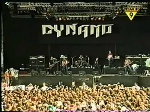 Dynamo Open Air 1997 part 2 Amorphis - Against widows / Into hiding Coal Chamber interview