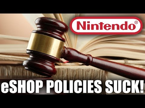 Europe Is Bringing Nintendo To Court, And I Hope Europe Wins