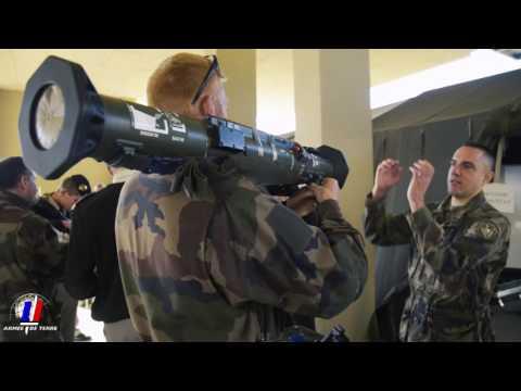 Journées nationales de l'infanterie avec le CEMAT