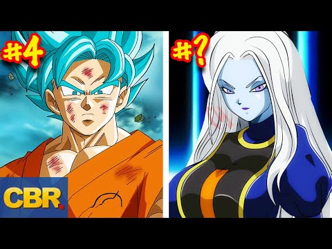 All Races In The Dragon Ball Universe Ranked From Weakest To Strongest