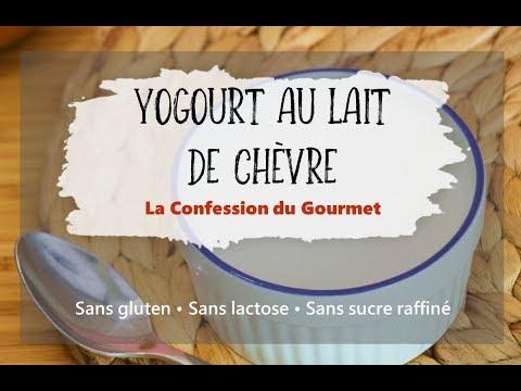 yogourt-au-lait-de-chèvre-maison-délicieux
