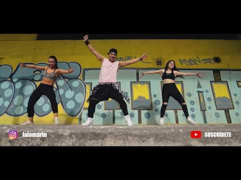 SUENA EL DEMBOW - Joey Montana, Sebastián Yatra (Coreografía ZUMBA) / LALO MARIN