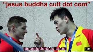 Duncan Scott refuses podium with Sun Yang - 'You loser, I'm a Winner'