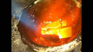 Изготовление золотого проволочного припоя для пайки цепей