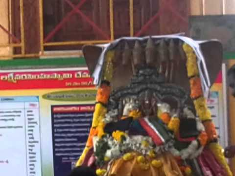 Photos of Sthambaadri Lakshmi narasimha swamy temple in Khammam