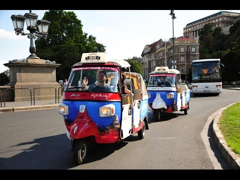 Budapest Tuk Tuk - Discover the real face beyond Budapest