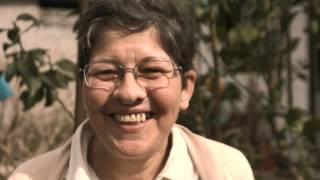 Uruguay cambió en mí: María Noble, paciente del Hospital de Ojos