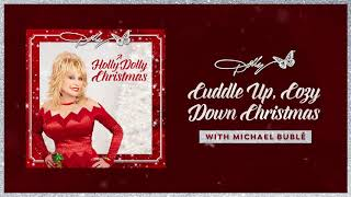Dolly Parton Cuddle Up, Cozy Down Christmas