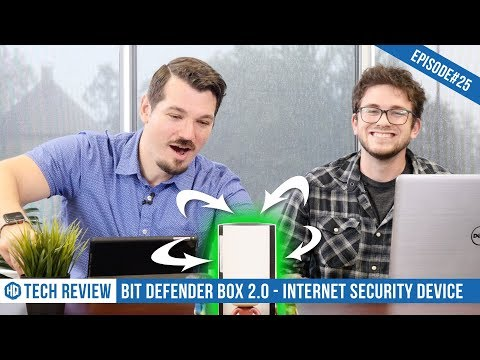 [Tech Review] The BitDefender Box 2: Smart Home Cybersecurity Hub - HQ#25