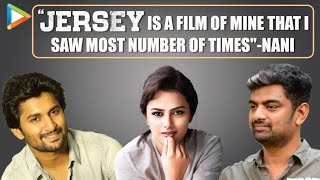 Why Jersey is so SPECIAL to Nani? | Hindi remake with Shahid Kapoor | Shraddha Srinath | Gowtam T