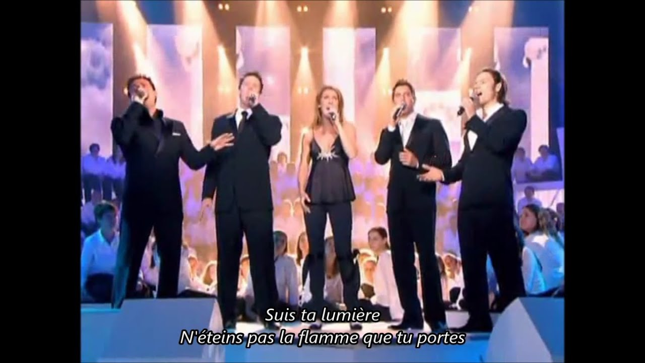 Il divo i believe in you duet with celine dion live at the greek theatre with lyrics youtube - Il divo i believe in you ...