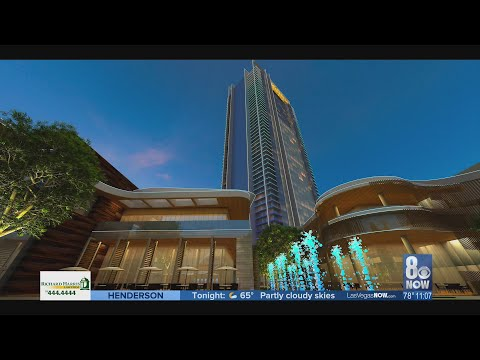 Majestic Las Vegas Hotel To Open On Convention Center Drive, Near The Strip