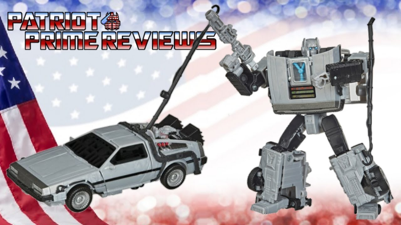 Patriot Prime Reviews Back to the Future Gigawatt