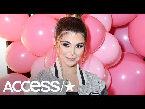 Olivia Jade Parties With David Dobrik & The Vlog Squad Amid College Admissions Scandal | Access thumbnail