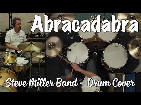 Steve Miller Band  Abracadabra Drum