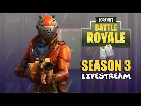 Mayhem And Potato Aim - Fortnite Battle Royale Gameplay - Xbox One X - Season 3 - Livestream