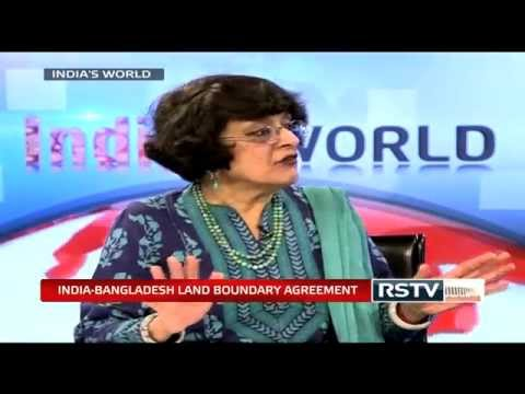 India's World - India- Bangladesh Land Boundary Agreement