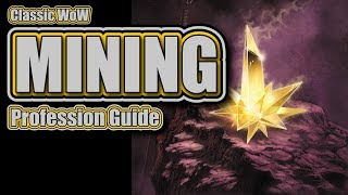 Classic WoW: Mining Profession Guide