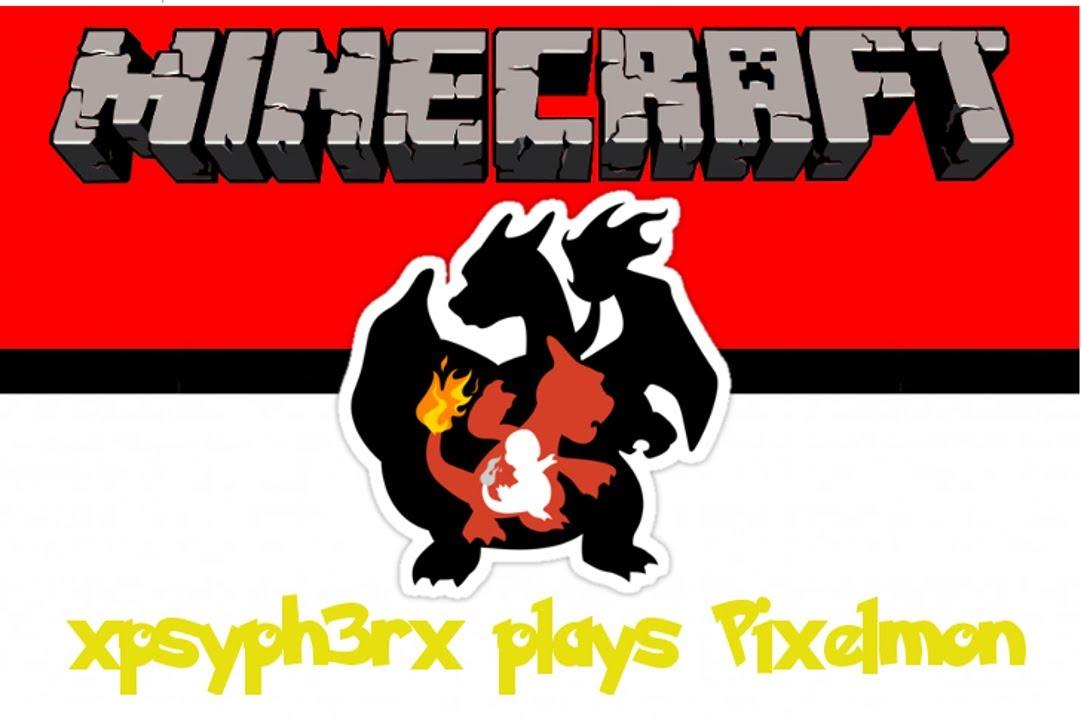 Minecraft pixelmon ep 1 charmander i choose you - Pixelmon ep 1 charmander ...