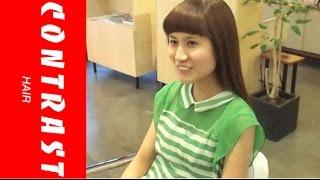渋谷と青山の間にある美容室CONTRAST HAIRのオーナーである山田実行のヘ...