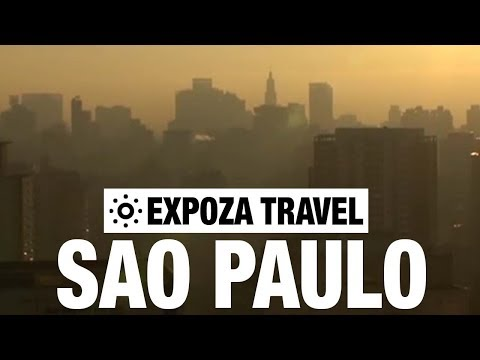 Sao Paulo (Brazil) Vacation Travel Video Guide