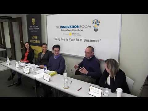 The Innovation Room: Being You Is Your Best Business