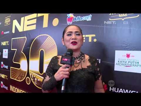 Red Carpet NET 3.0 With Vina Panduwinata