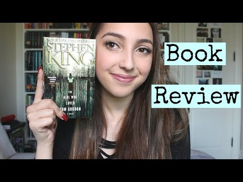 the girl who loved tom gordon // book review