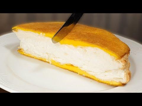 폭신폭신한 수플레 오믈렛🍳ㅣ케이크가 된 계란요리🍰ㅣSuper Fluffy Souffle Omelette