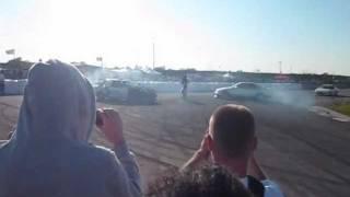 TTS @ CSCS 2011 Drift comp & freestyle