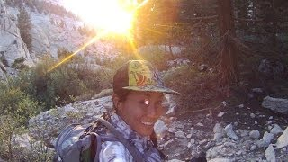 Expanding horizons w/ lipomeningocele :) Backpacking Mt. Whitney Summit June 2014