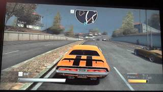 Driver San Francisco PC Gameplay (Rus comment) part01 Free Drive