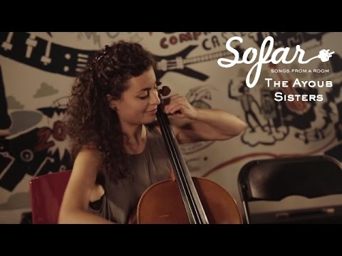 The Ayoub Sisters - Uptown Funk (Mark Ronson ft. Bruno Mars Cover) | Sofar London